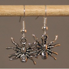 Pair of Tarantula Earrings
