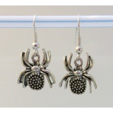 Pair of Spotted Tarantula Earrings