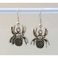 Pair of Spotted Tarantula Earrings