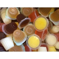 Reptile/Bug Jelly Pots x3 (mixed flavours)