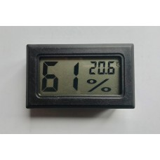 Electronic Combined Thermometer and Hygrometer
